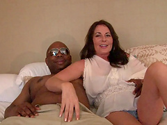 Blacked house wife Bella cant get enough of monster BBC